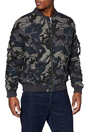 Urban classics Vintage Cotton Bomber Jacket Chaqueta XXL para Hombre