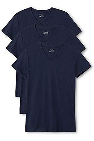 Berydale BD158 Camiseta de Manga Corta con Cuello de Pico, 2XL