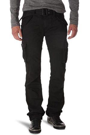 Schott NYC Nyc Trbatle70Pkr, Pantalón Cargo para Hombre