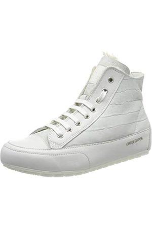 Candice Cooper Plus Mont, Zapatos de Cordones Derby para Mujer, (White 000)