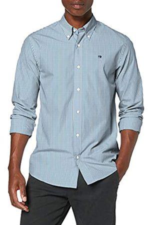 Scotch&Soda Nos Crispy Poplin Shirt Regular Fit Button Down Collar Camisa
