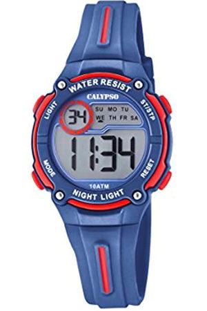 Calypso RelojDigitalparaNiñosdeCuarzoconCorreaenPlásticoK6068/4