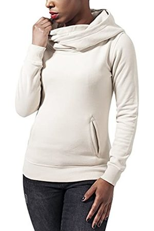 Urban Classics Ladies High Neck Hoody Sudadera