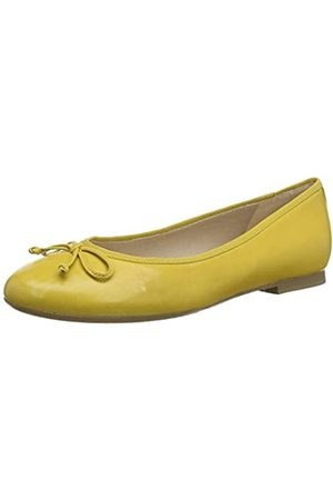 Gerry Weber Shoes Prag 01, Bailarinas con Punta Cerrada para Mujer, (Gelb 800)