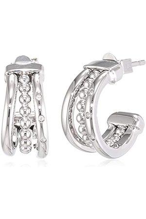 Tommy Hilfiger Jewelry Mujer acero inoxidable Pendientes de aro 2701091
