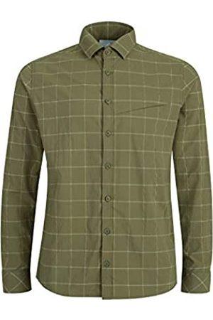 Mammut Mountain - Camiseta de Manga Larga para Hombre, Unzutreffend, Verano, Montaña (Mountain), Hombre