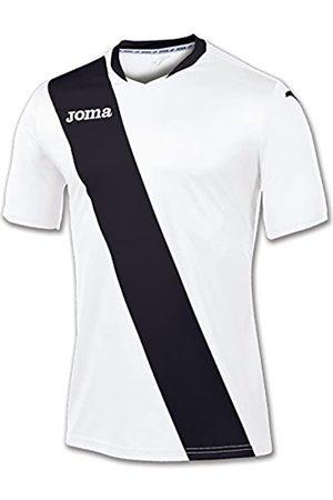 Joma 100158.201 - Camiseta de equipación de Manga Corta para Hombre, Color /