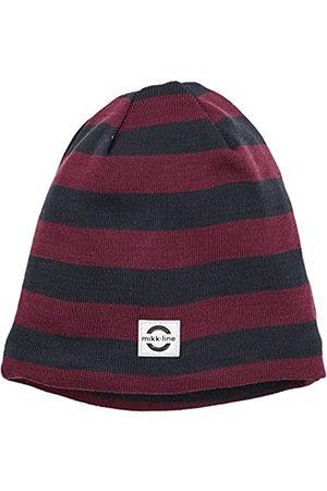 mikk-line Kinder Woll-Mütze, Sombrero para Bebés, (Damson 526)