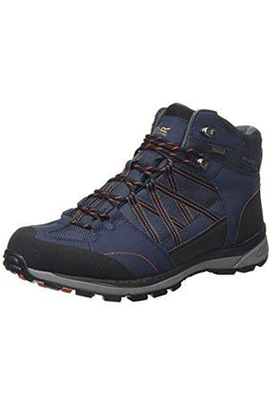 Regatta Samaris II Mid' Waterproof Walking Boots, Botas de Senderismo para Hombre