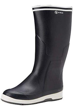 Aigle Hombre Botas de agua - Brea Botte ISO, Botas de Agua para Hombre, (Marine New 001)