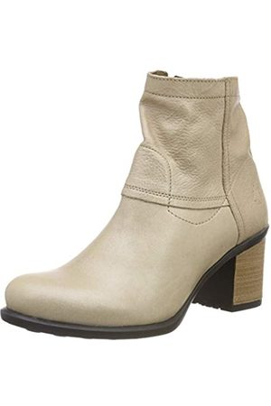 Fly London Ikan453fly, Botines para Mujer, Marfil (Cream 004)