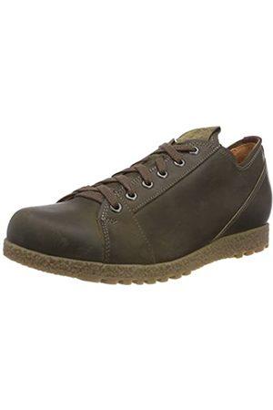 Think! Grod_383632, Zapatos de Cordones Derby para Hombre, (63oliv/Kombi)