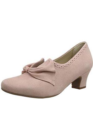 Hotter Donna, Zapatos de Vestir par Uniforme para Mujer