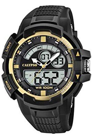 Calypso Watches CalypsoWatchesRelojAnalógico-DigitalparaUnisexAdultosdeCuarzoconCorreaenPlásticoK5767/4