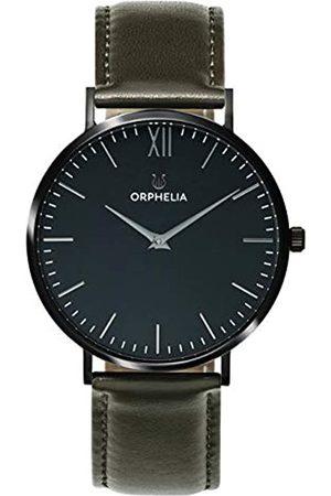 ORPHELIA Reloj Analógico para Hombre de Cuarzo con Correa en Cuero OR61801