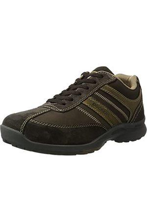 Dockers 37LK908-204364, Zapatos de Cordones Hombre, (Schoko/Natur)