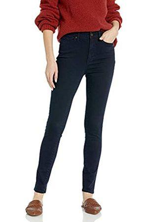 Goodthreads High-Rise Skinny Jeans, Indigo Blue Overdyed