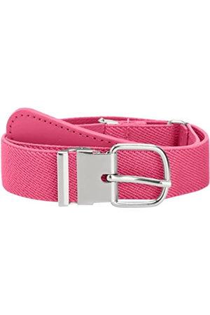 Playshoes Elastik-Gürtel Cinturón, (Pink)