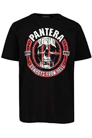 JP 1880 Große Größen T-Shirt Pantera Camiseta