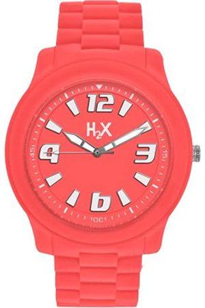 Haurex Reloj Analógico para Unisex de Cuarzo con Correa en Caucho SO381XO2