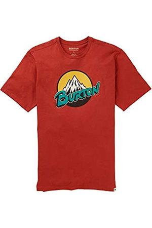 Burton Retro Mountain Camiseta, Hombre