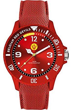Ice-Watch RED DEVILS Red - Reloj rosso para Hombre con Correa de silicona - 016099 (Medium)