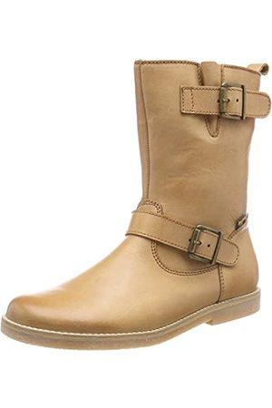 Froddo Kids Boots G3160082-2, Botas de Nieve Unisex Niños, (Cognac I42)