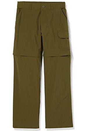 Columbia Silver Ridge IV Pantalones de Senderismo Convertibles, Niña