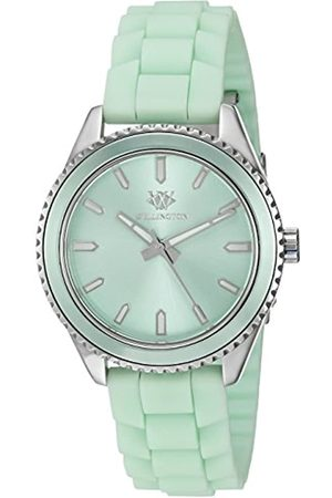 Daniel Wellington WN508-190C - Reloj analógico de Cuarzo para Mujer con Correa de Silicona