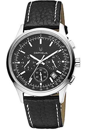 ORPHELIA Reloj Cronógrafo para Hombre de Cuarzo con Correa en Cuero OR81701