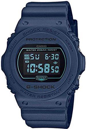 Casio Reloj Digital para Hombre de Cuarzo con Correa en Resina DW-5700BBM-2ER