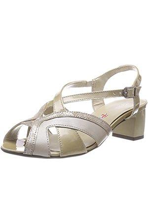 Padders Charm, Zapatos con Tira de Tobillo para Mujer, (Stone PRL)