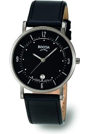 Boccia 3533-01 - Reloj de Caballero de Cuarzo