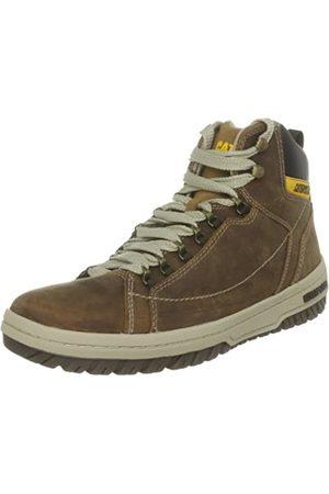 Cat Footwear APA HI P711590 - Zapatos casual de cuero para hombre, ( (Dark ))