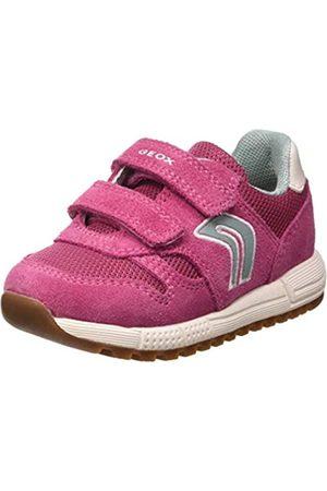 Geox B Alben Girl A, Zapatillas para Bebés, (Fuchsia C8002)
