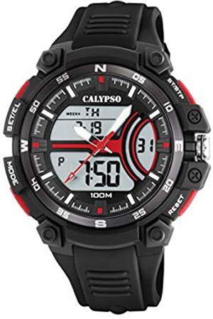 Calypso Watches CalypsoWatchesRelojAnalógico-DigitalparaHombredeCuarzoconCorreaenPlásticoK5779/6