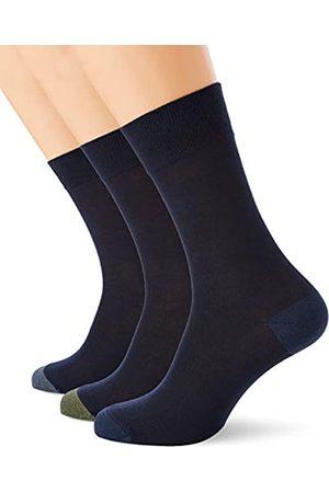Dim Mi-chaussette Mix & Match Coton Style X3 Calcetines
