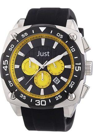 Just Watches 48-STG2373-YL - Reloj analógico de Cuarzo para Hombre
