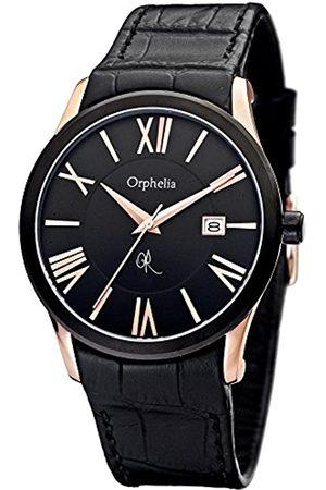 ORPHELIA OR32671044 - Reloj de Pulsera Hombre, Piel