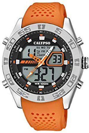 Calypso Watches CalypsoWatchesRelojAnalógico-DigitalparaHombredeCuarzoconCorreaenPlásticoK5774/1