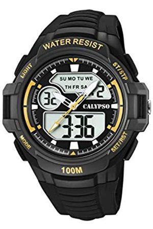 Calypso Watches CalypsoWatchesRelojAnalógico-DigitalparaHombredeCuarzoconCorreaenPlásticoK5770/4