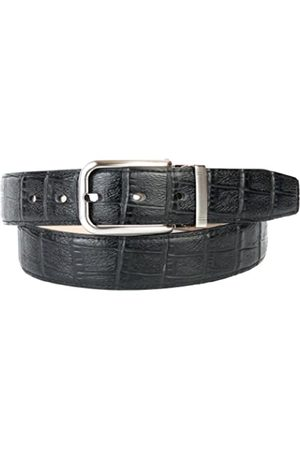 Anthoni Crown 1PK10 Cinturón, Schwarz 010