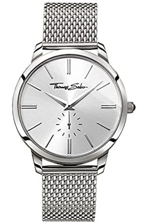 Thomas Sabo Reloj para señor Rebel Spirit Plata WA0300-201-201-42 mm