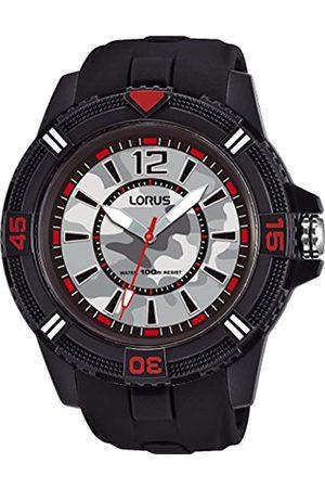 Lorus RelojAnalogicoparaHombredeCuarzoconCorreaenSiliconaRRX43FX9