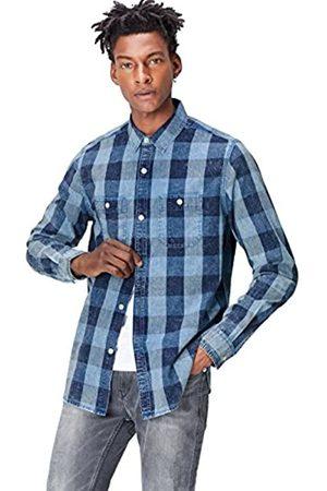 FIND Marca Amazon - Camisa Hombre, L