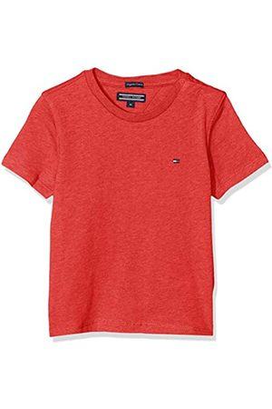 Tommy Hilfiger Boys Basic Cn Knit S/s Camiseta