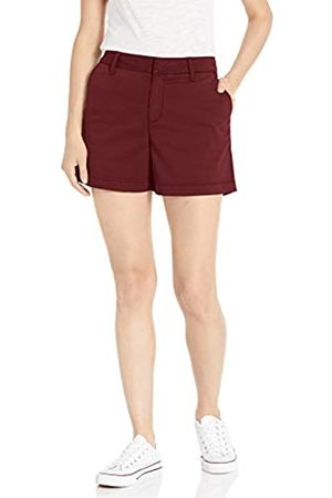 "Goodthreads 4"" Chino Short Shorts, Bordeaux"