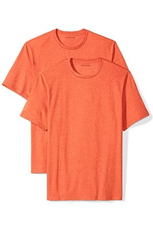 Amazon 2-Pack Short-Sleeve Crewneck T-Shirt Camiseta