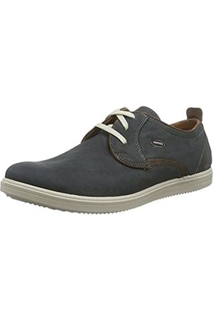 Jomos 1928, Zapatos de Cordones Derby para Hombre, -Mehrfarbig (Ozean/Choco 8040)