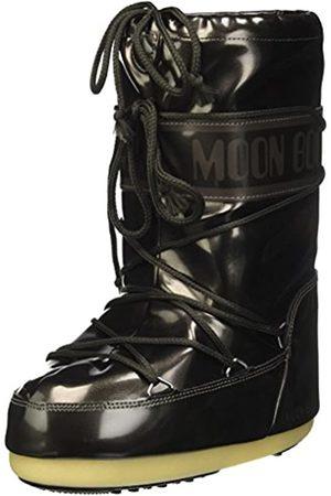 Moon-boot Vinil Met, Botas de Nieve Unisex Niños, ( 001)